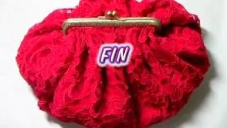 getlinkyoutube.com-COMO HACER UN BOLSO DE FIESTA - HOW TO PARTY BAG