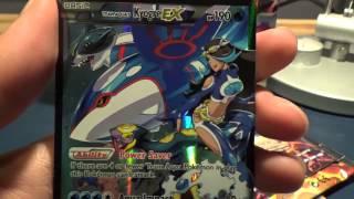 getlinkyoutube.com-포켓몬 카드 외국 더블크라이시스 포켓몬카드 개봉기! 가이오가, 그란돈?