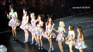 getlinkyoutube.com-SNSD 「GIRLS' GENERATION 4th TOUR –Phantasia– in TAIPEI」 Fancam Funny Cut Edited Ver.