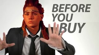 Horizon Zero Dawn - Before You Buy
