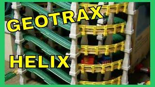 getlinkyoutube.com-GEOTRAX TRAINS HELIX - Toy Train for Kids
