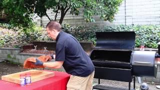 getlinkyoutube.com-How to Smoke a Brisket - Traeger Grill