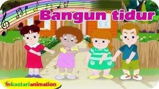 getlinkyoutube.com-Lagu Anak Indonesia New Bangun Tidur Bersama Diva | Kastari Animation Official