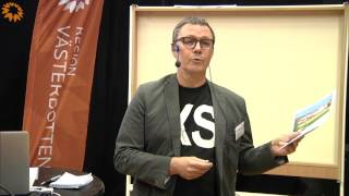 Story Regions - Berätta för livet! - Anders Karlsson inleder