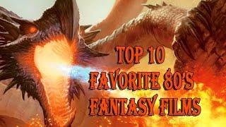 TOP TEN 80S FANTASY FILMS