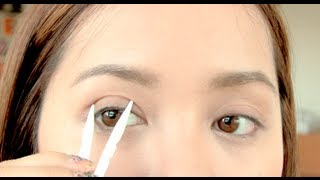 getlinkyoutube.com-How to Even Out Your Eyelids Without Surgery