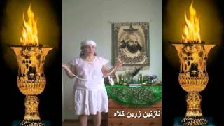 getlinkyoutube.com-نماز و نیایش زرتشتی، شیوه نو کردن کشتی - zoroastrian prayers