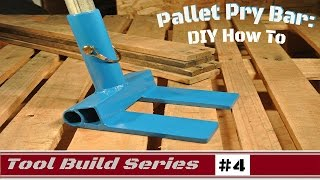 getlinkyoutube.com-How To: Pallet Pry Bar for removing pallet boards for DIY projects
