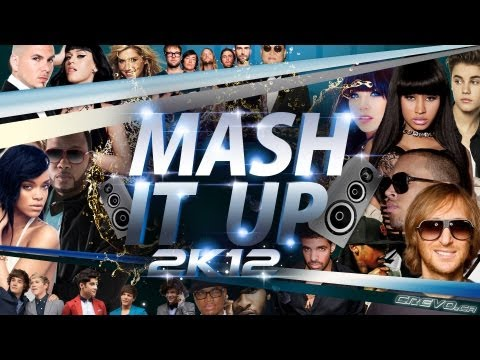 Crevo - Mash It Up 2K12 (Featuring Psy, Justin Bieber, One Direction, Nicki Minaj and more!)