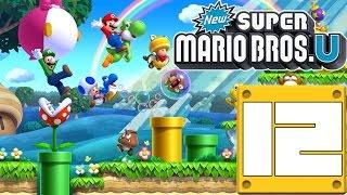 getlinkyoutube.com-New Super Mario Bros Wii U! Capitulo 12!