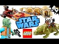 2014 LEGO Star Wars Mos Eisley Cantina 75052 Build & Review