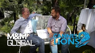 Cannes Lions 2015: Iain Jacob, Starcom MediaVest Group