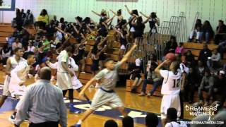 getlinkyoutube.com-Antwan Epps Granby Vs Norview 12/11/15 basketball game