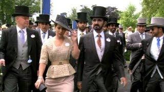 "getlinkyoutube.com-حاكم دبي ""غاضب"" بعد كشف المنشطات في خيوله ببريطانيا"