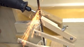 getlinkyoutube.com-Automatic Band Saw Blade Sharpener