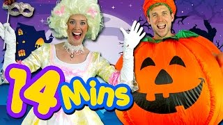 getlinkyoutube.com-Halloween Rules and More! Kids Halloween Collection - Children's Halloween Songs