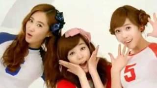 getlinkyoutube.com-【CF】少女時代SNSD - Oh! Domino Pizza NG片段&拍攝花絮 (110310)