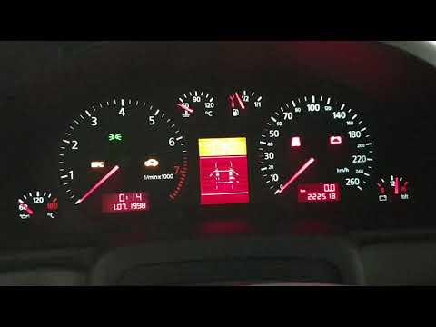 Audi A4 B5 1,8 Motor