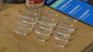 getlinkyoutube.com-Optical finish for acrylic -- vapor polishing and other techniques