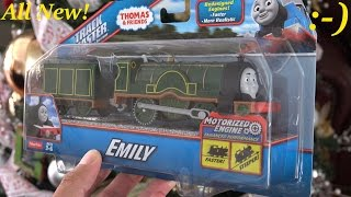 Thomas & Friends: Unboxing the All New Trackmaster EMILY with Maya