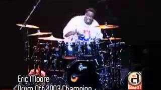 GUITAR CENTER DRUM OFF '03 CHAMPION - ERIC MOORE 2013