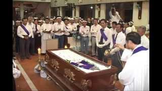 getlinkyoutube.com-Thánh Lễ an táng cha Phaolô Nguyễn Công Minh - P1