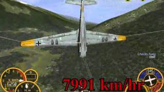 getlinkyoutube.com-IL2 1946 Towing rope catapult  (very funny)