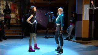 getlinkyoutube.com-Shake It Up - Rocky Vs CeCe Dance OFF (Shake It Up - Brain It Up )