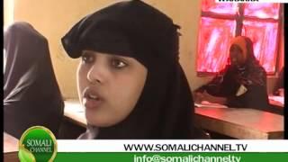 getlinkyoutube.com-WARKA SOMALI CHANNEL  Wasiir KX W Waxbarashada Somaliland oo kormeeray ardayda Borama 04 07 2012.