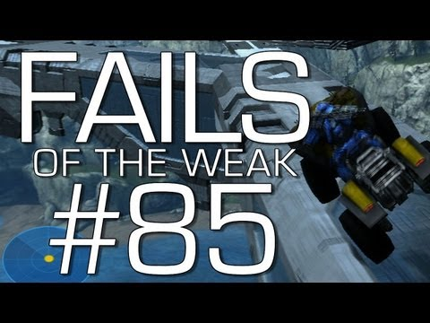 Halo: Reach - Fails of the Weak Volume 85 (Funny Bloopers and Screw-Ups!)