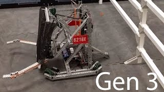 getlinkyoutube.com-6210x Quad Core 3rd Gen Autonomous [Vex Starstruck]