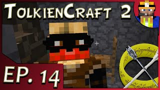 getlinkyoutube.com-TolkienCraft 2 | w/TheOnlyBentley | Ep 14 | Mystery of the Queen | Curse
