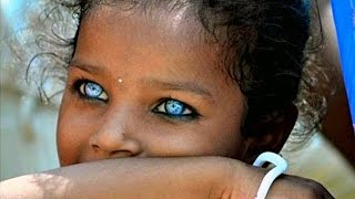 getlinkyoutube.com-10 People With Most Beautiful Eyes