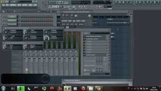 Tutorial Grave Som Automotivo Fl Studio, Bom Para Racha de Som  (Drop Bass) MADE BRASIL