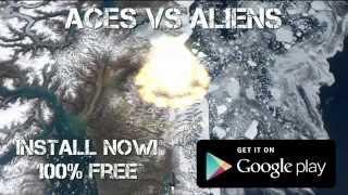 Aces Vs Aliens il trailer