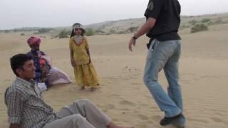 getlinkyoutube.com-Jaisalmer Sam Sand Dunes at Thar Desert