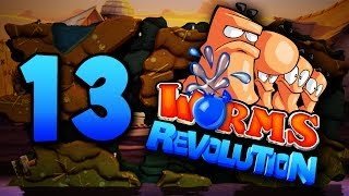 getlinkyoutube.com-Water? Yeah, WATER! (Worms Revolution #13)
