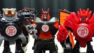 getlinkyoutube.com-Robots in Disguise 2015 Deployers DRIFT: EmGo's Transformers Reviews N' Stuff