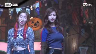 getlinkyoutube.com-[Fancam] Tzuyu of TWICE(트와이스 쯔위) Like OOH-AHH(OOH-AHH하게) @M COUNTDOWN_151029 EP.84