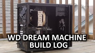 getlinkyoutube.com-Video Editing Workstation Build Log - WD Dream Machine for Good