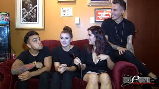getlinkyoutube.com-PVRIS Interview with Rock Forever Magazine