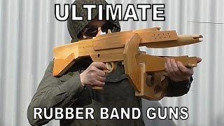 getlinkyoutube.com-ULTIMATE rubber band guns