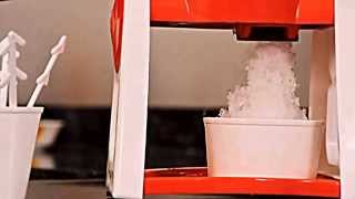 getlinkyoutube.com-Action Slush Maker (Gola Maker)