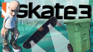 getlinkyoutube.com-BINS, HOVERBOARDS & MIDGETS | Skate 3