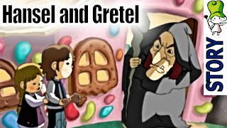 getlinkyoutube.com-Hansel and Gretel -Bedtime Story (BedtimeStory.TV)