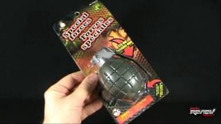 getlinkyoutube.com-It Came from the Dollar Store - Special Forces Grenade