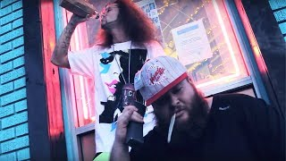 "getlinkyoutube.com-ACTiON BRONSON & RiFF RaFF - BiRD ON A WiRE"" OFFiCiAL ViDEO"