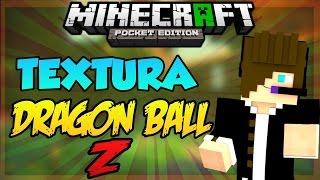 """getlinkyoutube.com-MINECRAFT PE 1.0.2 """"TEXTURA DE DRAGON BALL Z"""""""