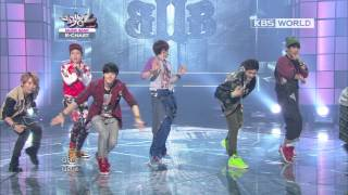 getlinkyoutube.com-[Music Bank K-Chart] BTOB - WOW (2012.09.26)