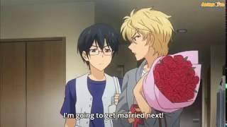 """getlinkyoutube.com-""""I'm gonna get married!"""" Golden time funny moment"""
